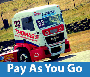 Pay As You Go Fleet Tracking